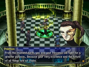 Test Persona 2 : Innocent Sin PlayStation - Screenshot 22