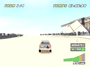 Test Paris-Marseille Racing 2 PlayStation - Screenshot 2