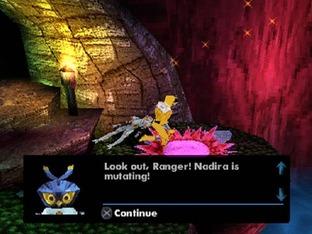 Fiche complète Power Rangers : La Force Du Temps - PlayStation