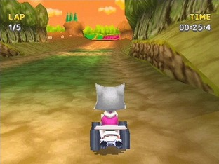 Rascal Racers PlayStation