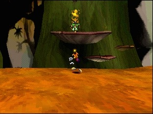 Test Rayman 2 PlayStation - Screenshot 8