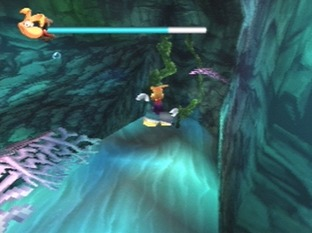 Test Rayman 2 PlayStation - Screenshot 11