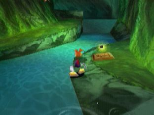 Test Rayman 2 PlayStation - Screenshot 15