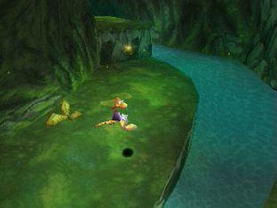 Test Rayman 2 PlayStation - Screenshot 17