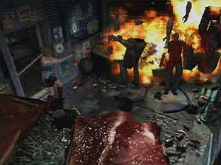 Test Resident Evil 3 : Nemesis PlayStation - Screenshot 1