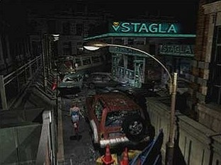 Test Resident Evil 3 : Nemesis PlayStation - Screenshot 2