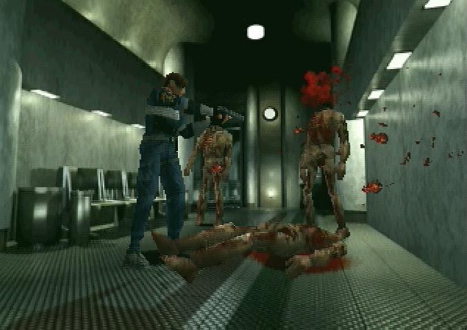 Resident evil ps1 iso
