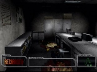 Resident Evil : Survivor PlayStation