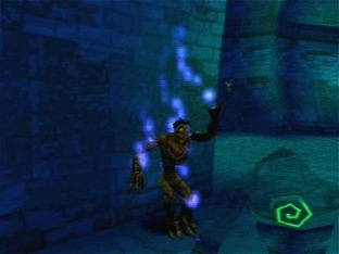Test Soul Reaver PlayStation - Screenshot 6