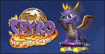 Spyro : Year of the Dragon