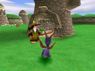 Spyro the Dragon PlayStatio