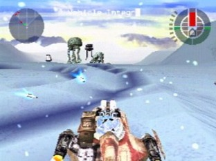 Test Star Wars Demolition PlayStation - Screenshot 1