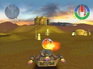 Test Star Wars Demolition PlayStation - Screenshot 2