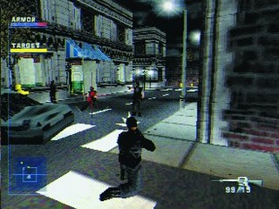 Test Syphon Filter PlayStation - Screenshot 2