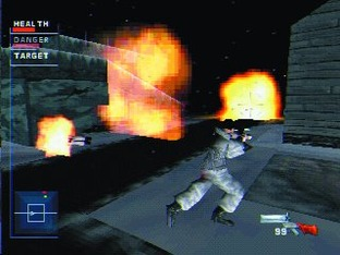 Test Syphon Filter PlayStation - Screenshot 3