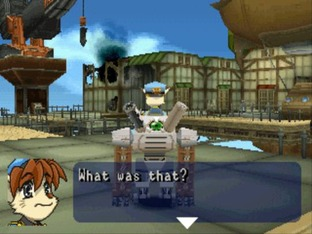 Test Tail Concerto PlayStation - Screenshot 10