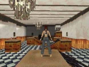 Test Tomb Raider PlayStation - Screenshot 52