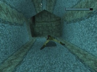 Test Tomb Raider PlayStation - Screenshot 63