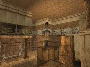 Test Tomb Raider PlayStation - Screenshot 90