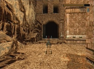 Test Tomb Raider PlayStation - Screenshot 91