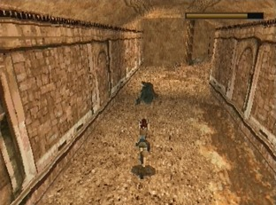 Test Tomb Raider PlayStation - Screenshot 93