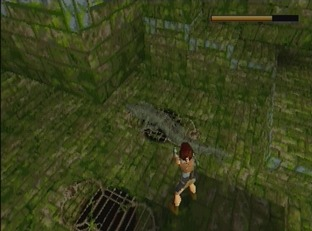 Test Tomb Raider PlayStation - Screenshot 99