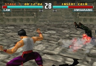 Tekken 3 PlayStation