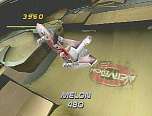 Test Tony Hawk's Pro Skater 3 PlayStation - Screenshot 1