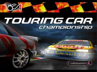 Test TOCA Touring Car Championship PlayStation - Screenshot 1