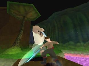 Test La Planete Au Tresor PlayStation - Screenshot 3