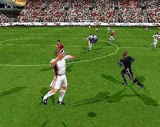 Test UEFA Striker PlayStation - Screenshot 5
