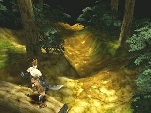 Test Vagrant Story PlayStation - Screenshot 8