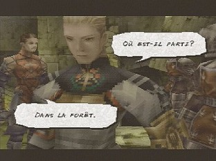 Test Vagrant Story PlayStation - Screenshot 9