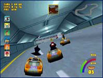 Images Woody Woodpecker Racing PlayStation - 3