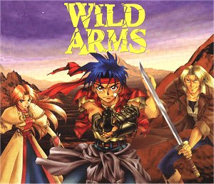 test du jeu wild arms sur ps1. Black Bedroom Furniture Sets. Home Design Ideas