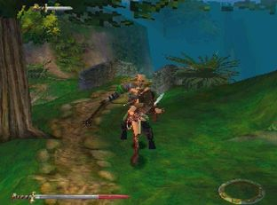 Test Xena PlayStation - Screenshot 5
