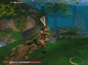 Test Xena PlayStation - Screenshot 6
