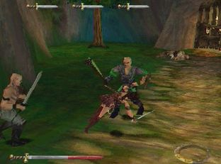 Test Xena PlayStation - Screenshot 7