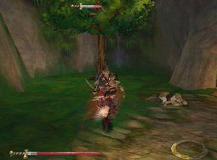 Test Xena PlayStation - Screenshot 8