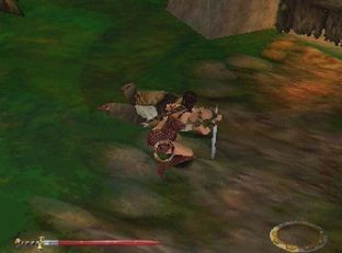 Test Xena PlayStation - Screenshot 9