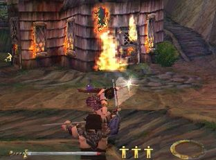 Test Xena PlayStation - Screenshot 11