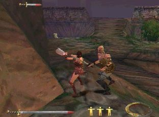 Test Xena PlayStation - Screenshot 12