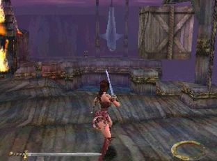 Test Xena PlayStation - Screenshot 13