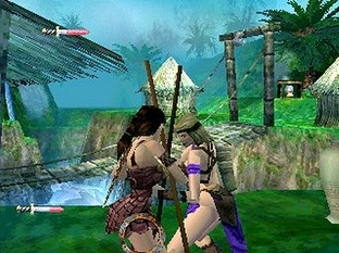 Test Xena PlayStation - Screenshot 1