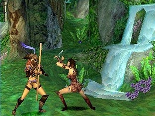 Test Xena PlayStation - Screenshot 3