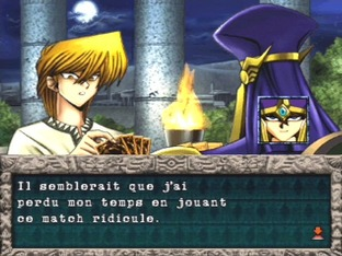Yu-Gi-Oh! Forbidden Memories PlayStation