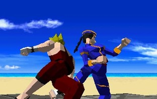 Virtua Fighter Saturn - Screenshot 6