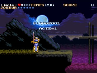 Test ActRaiser Super Nintendo - Screenshot 16