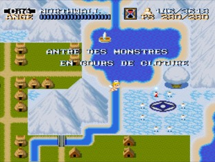 Test ActRaiser Super Nintendo - Screenshot 17