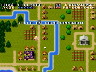 Test ActRaiser Super Nintendo - Screenshot 18